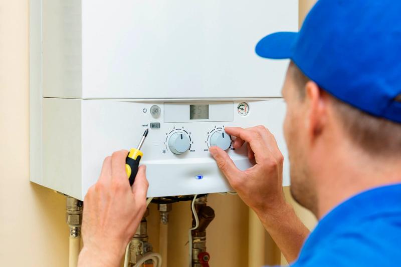 mantenimiento de tu caldera
